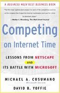 Competing on Internet Time Lessons from Netscape and Its Battle With Microsoft