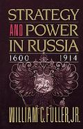 Strategy and Power in Russia 1600