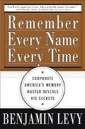 Remember Every Name Every Time Corporate America's Memory Master Reveals His Secrets