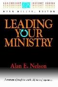 Leading Your Ministry A Moment of Insight Is Worth a Lifetime of Experience