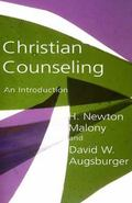 Christian Counseling An Introduction