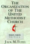 Organization of the United Methodist Church