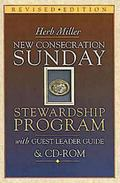 New Consecration Sunday Stewardship Program and Guest Leader Guide with CDROM