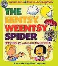 Eentsy, Weentsy Spider Fingerplays and Action Rhymes