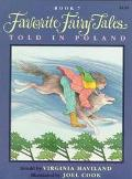 Favorite Fairy Tales Told in Poland - Virginia Haviland - Paperback