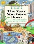 Year You Were Born, 1981
