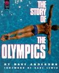 Story of the Olympics - Dave Anderson - Paperback