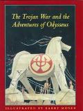 The Trojan War and the Adventures of Odysseus - Padraic Colum - Hardcover
