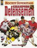 Hockey Superstars - James Duplacey