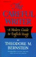 Careful Writer