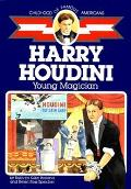 Harry Houdini Young Magician