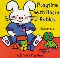 Playtime with Rosie Rabbit - Patrick Yee - Hardcover