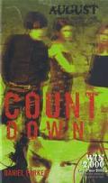 August (Countdown Series #8) - Daniel Parker - Mass Market Paperback