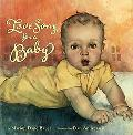 Love Song for a Baby