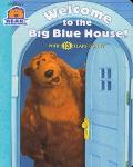 Welcome to the Big Blue House! With 13 Flaps to Lift