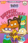 Surprise Angelica!: Ready-to-Read, Level 2