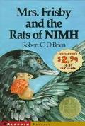 Mrs. Frisby and the Rats of Nimh - Newbery Promo '99 (Aladdin Fantasy)