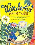 Wonderful Words Poems About Reading, Writing, Speaking, and Listening