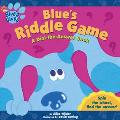 Blue's Riddle Game A Dial-The-Answer Book