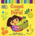 Count With Dora! A Counting Book in Both English and Spanish