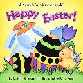 Happy Easter A Sparkle 'N' Shimmer Book