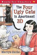 Four Ugly Cats in Apartment 3D
