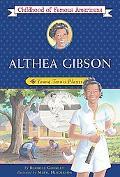 Althea Gibson Young Tennis Player