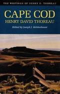 Writings of Henery David Thoreau Cape Cod