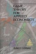 Game Theory for Applied Economics