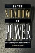 In the Shadow of Power States and Strategies in International Politics
