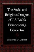 Social and Religious Designs of J.S. Bach's Brandenburg Concertos