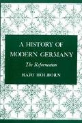 History of Modern Germany The Reformation