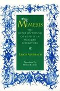 Mimesis The Representation of Reality in Western Literature