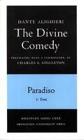 Divine Comedy Paradiso/Text, Part 1