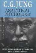 Analytical Psychology Notes of the Seminar Given in 1925