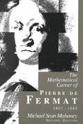 Mathematical Career of Pierre De Fermat 1601-1665