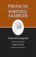 Prefaces Writing Sampler