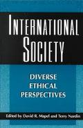 International Society Diverse Ethical Perspectives