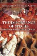 Importance of Species Perspectives on Expendability and Triage