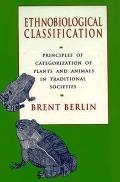 Ethnobiological Classification