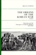 Origins of the Korean War,v.i