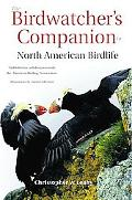 Birdwatcher's Companion to North American Birdlife
