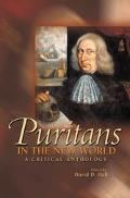 Puritans in the New World A Critical Anthology