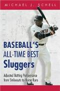 Baseball's All-Time Best Sluggers Adjusted Batting Performance from Strikeouts to Home Runs