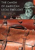 Canon of American Legal Thought