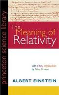 Meaning Of Relativity Including the Relativistic Theory of the Non-Symmetric Field