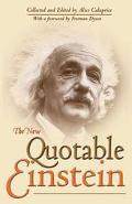 New Quotable Einstein Enlarged Commemorative Edition Published on the 100th Anniversary Of T...