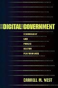 Digital Government Technology and Public Sector Performance