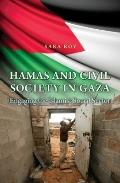 Between Extremism & Civism Political Islam In Palestine