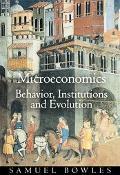 Microeconomics Behavior, Institutions, and Evolution